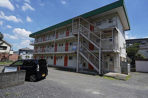 第1スザキハイツ 2階の賃貸【東京都 / 日野市】