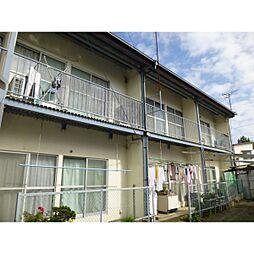 中島アパート[207号室]の外観