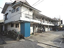 サンコーポヤマブン[205号室]の外観