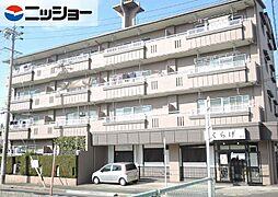 メイゾンサンポア A棟[3階]の外観