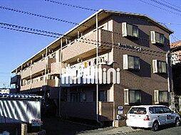 レジデンス カネト[3階]の外観