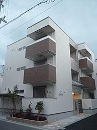 フォーリーブス 33 D棟[3階]の外観