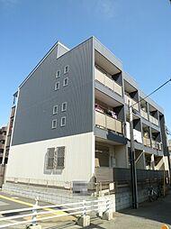 千葉県千葉市中央区新宿1丁目の賃貸アパートの外観