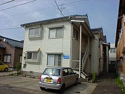 コーポツインハウス・A[102号室]の外観