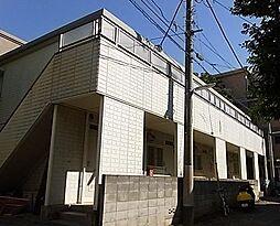 コートアオイ[1階]の外観