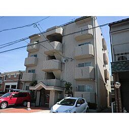 七反田ハイツA棟・B棟[401号室]の外観