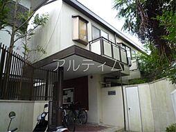 京都府京都市東山区本町16丁目の賃貸マンションの外観