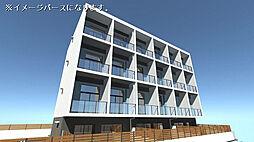 仮)南的ヶ浜JBRマンション[206号室]の外観