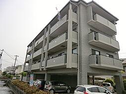大阪府茨木市上中条2の賃貸マンションの外観