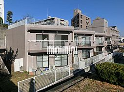 AG HOUSE A棟[1階]の外観