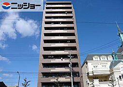 シュロス東白壁[13階]の外観
