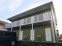 千葉県千葉市若葉区桜木7丁目の賃貸アパートの外観