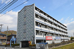 兵庫県姫路市北平野1丁目の賃貸マンションの外観
