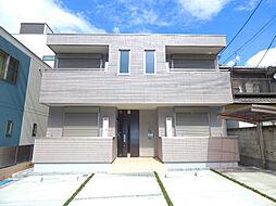 埼玉県さいたま市浦和区常盤8丁目の賃貸アパートの外観