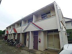[テラスハウス] 千葉県松戸市上本郷 の賃貸【千葉県 / 松戸市】の外観