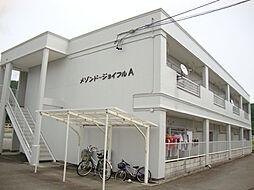 メゾンドジョイフル[2階]の外観