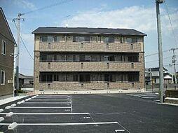 レジデンスTamaya A棟[3階]の外観