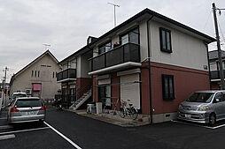 HITOMIハイツB[101号室]の外観