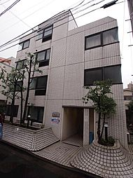東京都杉並区荻窪4の賃貸マンションの外観