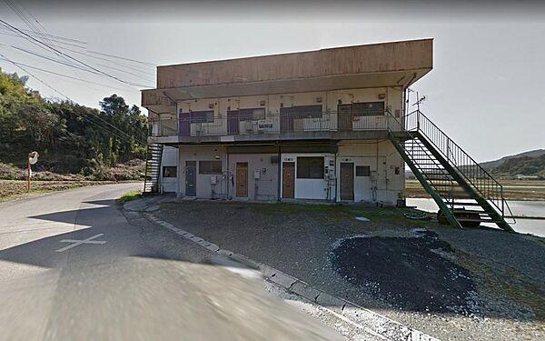 日南市サカモトコーポ[203号室]の外観