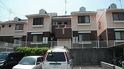 愛知県知多郡武豊町字鹿ノ子田2丁目の賃貸アパートの外観