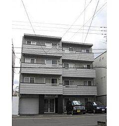 グランドサクセス東札幌[4階]の外観