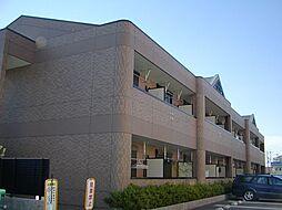 ガーデンヒルズ1[1階]の外観