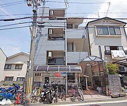 京都府京都市伏見区京町9丁目の賃貸マンションの外観