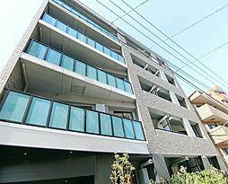 オープンレジデンシア目黒柿の木坂[1階]の外観