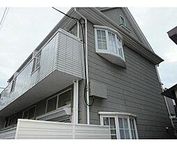 埼玉県さいたま市中央区上落合3の賃貸アパートの外観