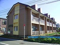 新潟県新潟市西区五十嵐東3丁目の賃貸アパートの外観