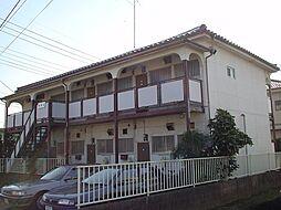 新栄荘[1階]の外観