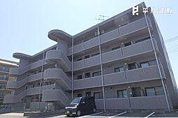 静岡県沼津市西椎路の賃貸マンションの外観