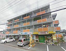 滋賀県湖南市菩提寺の賃貸マンションの外観