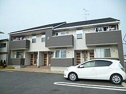 ポコ・ア・ポコI・II[1階]の外観