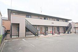 奈良県奈良市北之庄西町1丁目の賃貸アパートの外観