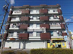 愛知県名古屋市港区小碓3丁目の賃貸マンションの外観