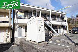 近鉄鳥羽線 宇治山田駅 徒歩15分の賃貸アパート