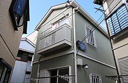 マリンコーポII[1階]の外観