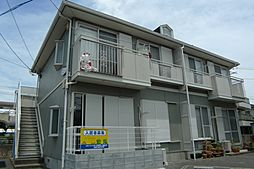 パークハイムA[2階]の外観