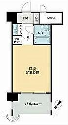 ライオンズステーションプラザ磯子[5階]の間取り