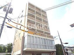 岡山県岡山市北区丸の内2丁目の賃貸マンションの外観