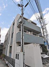 埼玉県朝霞市三原4丁目の賃貸マンションの外観