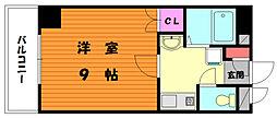 セレス香住ヶ丘Ⅱ[5階]の間取り