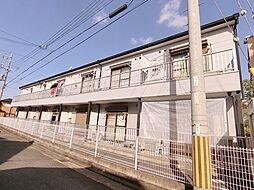 大阪府和泉市箕形町1丁目の賃貸アパートの外観