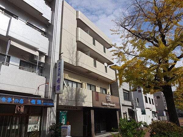 広島県呉市本通5丁目の賃貸マンション