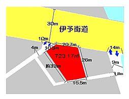 佐古1番町国道192号線ロードサイド、店舗用地