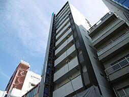 ポルト・ボヌール四天王寺夕陽ヶ丘ミラージュ[13階]の外観