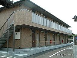 大阪府東大阪市若江北町3丁目の賃貸アパートの外観
