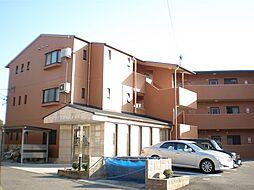 愛知県日進市岩崎町芦廻間の賃貸マンションの外観